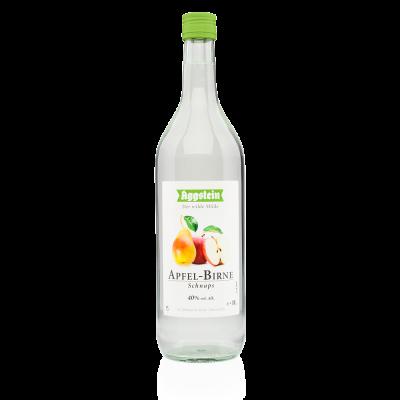 Apfel-Birnen Schnaps 40%