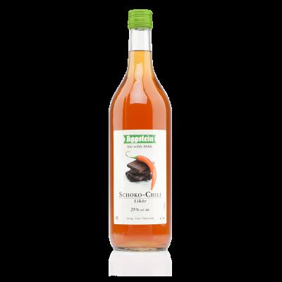 Schoko-Chili Likör 25%