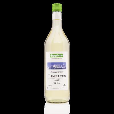 Limetten Likör 20%