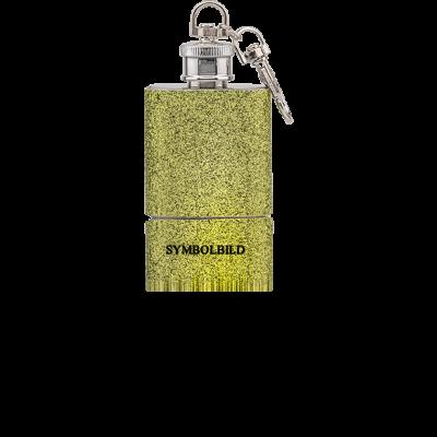 Flachmann 30ml grün